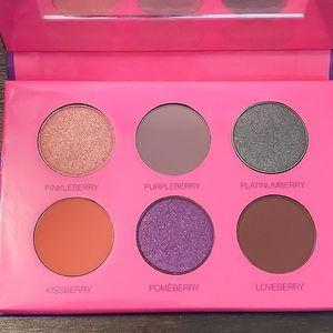 Coloured Raine Berry Cute palette